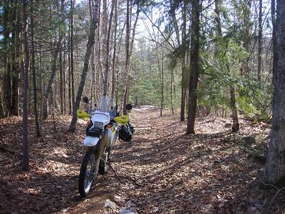 New England Trail Ride Pics