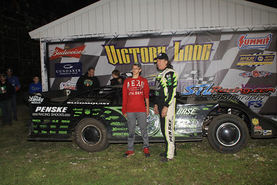 Lucas Oil Late Model Special - 5/2/14