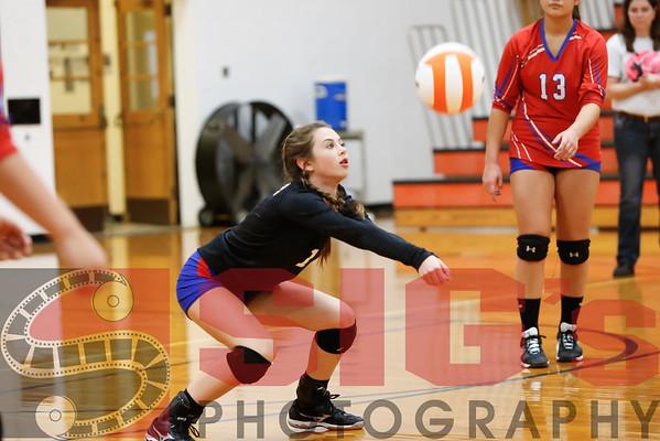 10-24-16 BMS Volleyball vs SHMS