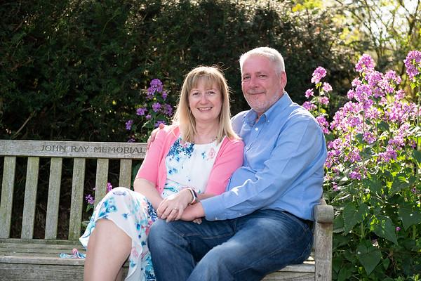 Alison & Mark