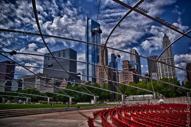 Chicago Through the Web