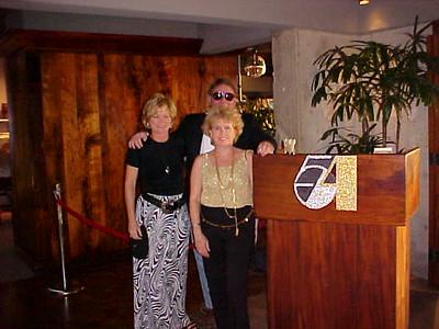2001 Studio 54 Party 3-10-2001
