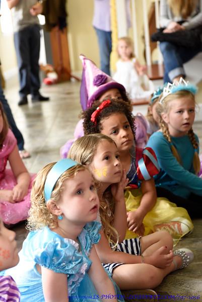 Sophie's Rapunzel Party