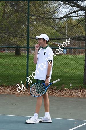 2019-04-17 Trinity vs Collegiate Boys Tennis