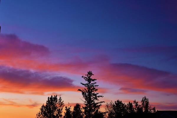 Collingwood Sunset (July 2021)