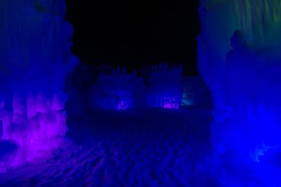 Ice Castles - Utah Night Owls 2016
