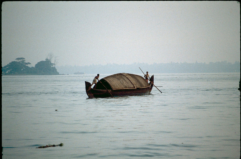 Cochin rice boat