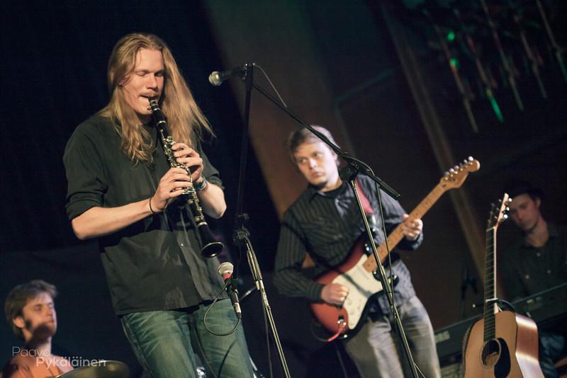 The Oates @ Tampereen Ylioppilasteatteri