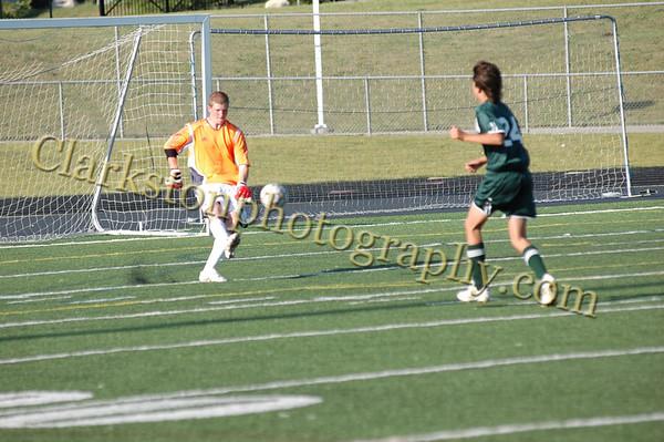 Clarkston JV Soccer 08-18-08