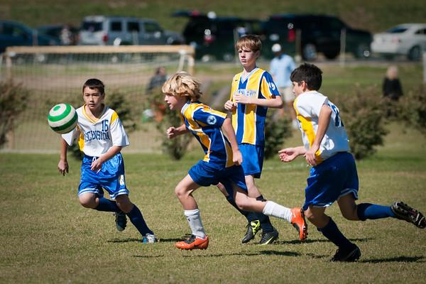 10-1-11 CVAC B1 St. Clements 7th Grade Boys