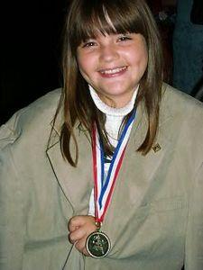 A & Medal