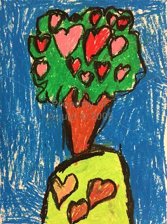 st. joe's art . january-february