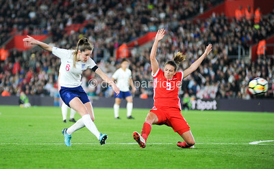 FIFA Women's World Cup 2019 Qualifying - England v Wales
