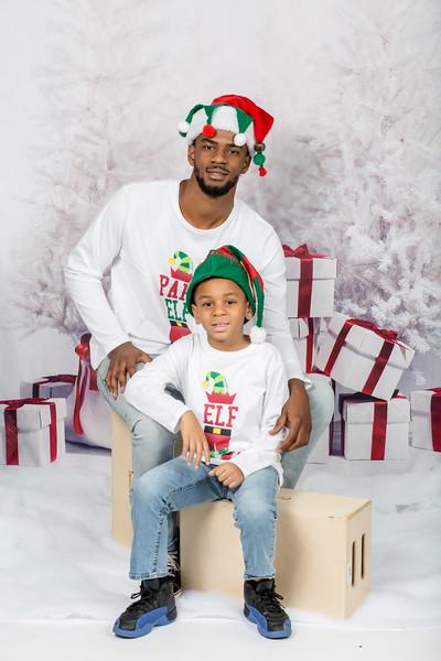Moses Holiday Portraits 2019