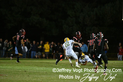 9/13/2019 Quince Orchard HS vs Damascus HS Varsity Football, Photos by Jeffrey Vogt Photography