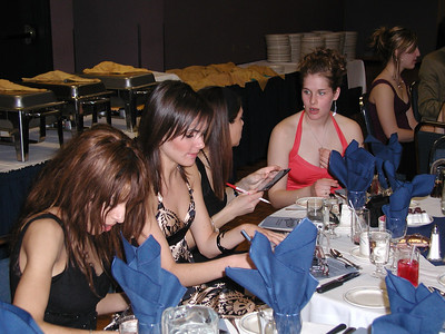 Ath Banquet'07
