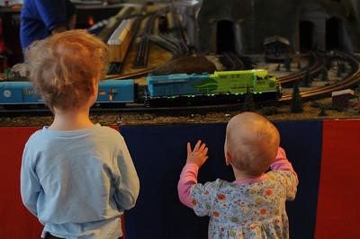 Model Trains 2013