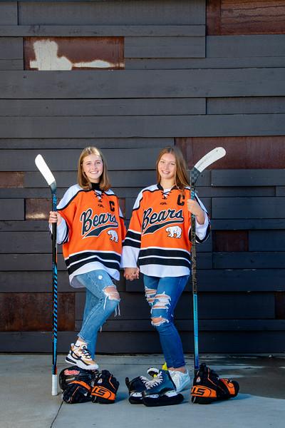WBL Girls Hockey 2020/2021