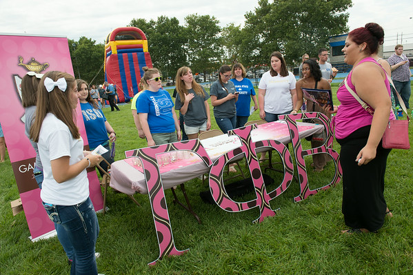 Fraternity and Sorority Life Carnival 2014