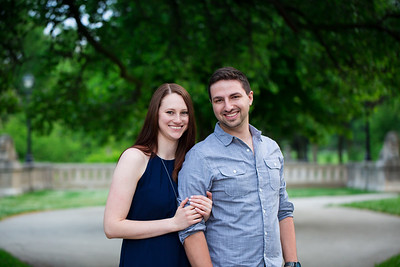 Amanda & Jeff {engagement session}