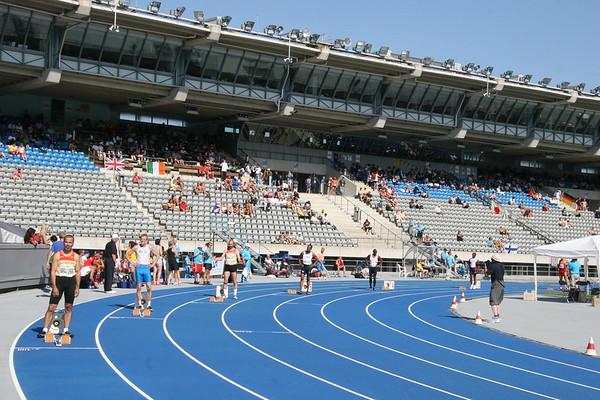 Lahti - 400m Semis. 1500m Finals