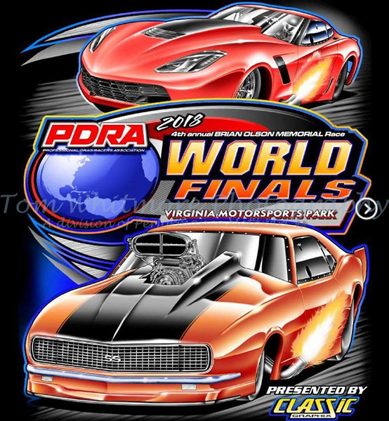 PDRA World Finals 2018