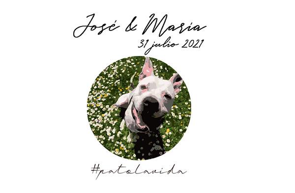 José & María - 31 julio 2021