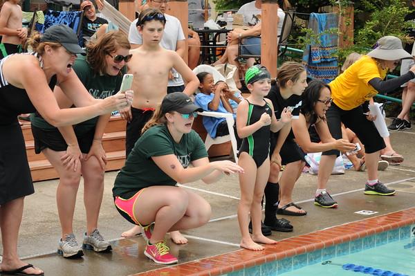 SAC Attack Swim Team