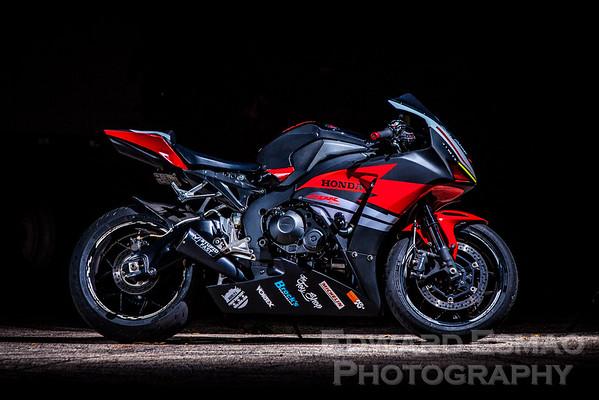 Dragos' Honda CBR1000RR