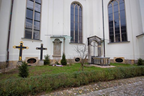 Franziskaner-Klosterkirche Ruins