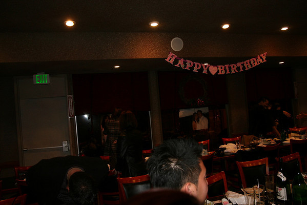 Christina's 30th Birthday