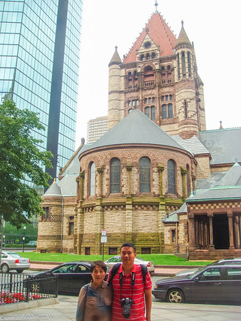Boston June 2009