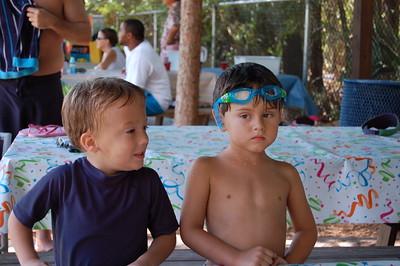 Splash Island Birthday Parties