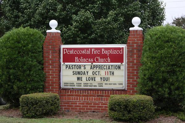 2009 - 10/11 Pastor Appreciation