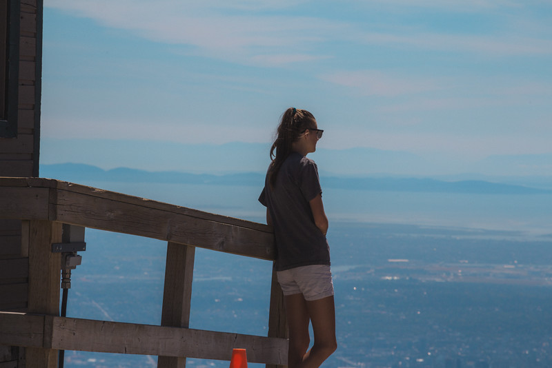 Looking over the horizon
