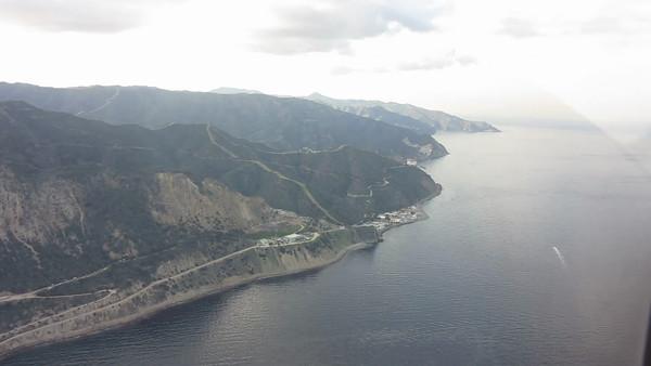 Flight to Catalina 011313