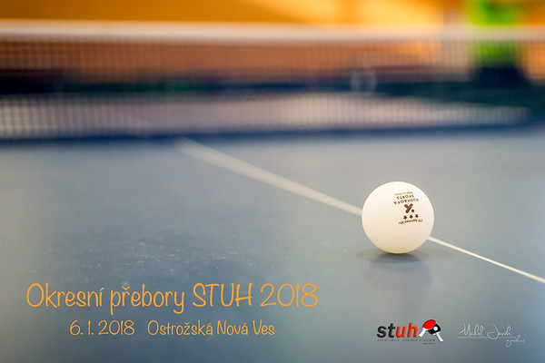 Okresní přebory STUH 2018
