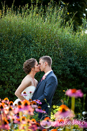 Jenna & Garrett {wedding day}