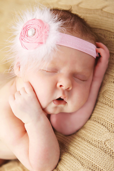 Karley Blackwood Newborn Session