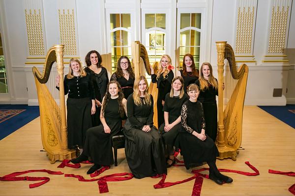 Harp Edits