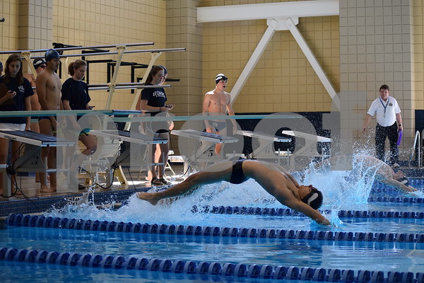 Berry Swimming Vs. Point University - SMDW