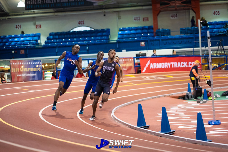 CUNY Indoor Track & Field Championships (2.24.19)