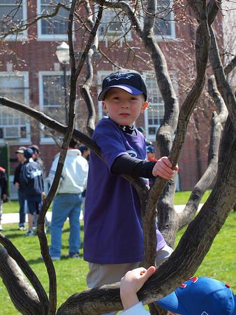 2011 NS Baseball Opening Day