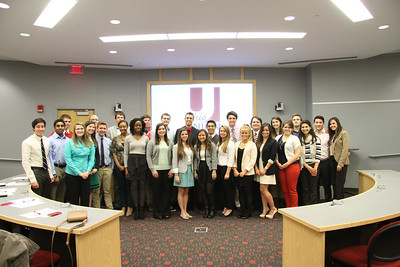 2013 Undergraduate Student Government Inauguration