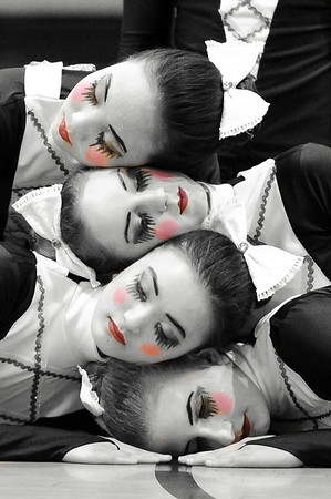 Kentwood Dance Olympics 3-1-14