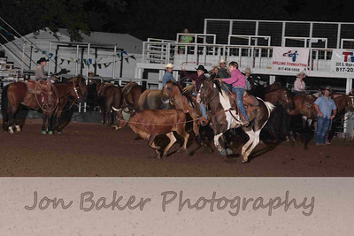 Day 4 - Team Roping