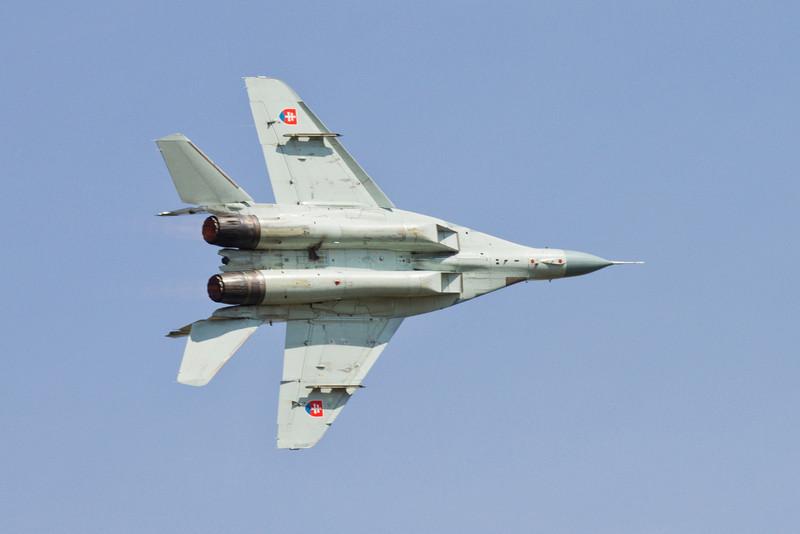 MiG-29 Fulcrum (Slovensko)