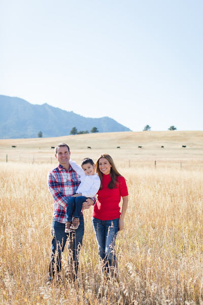 Arce Family Flatirons Vista