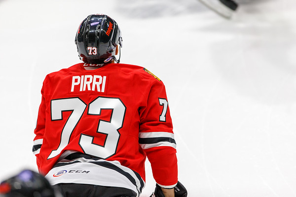 03-03-21 - IceHogs vs. Griffins
