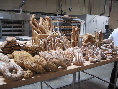 Whole Grains and Specialty Flours